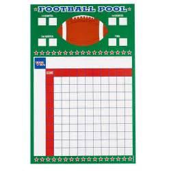 printable nfl em football pool sheet template week 7