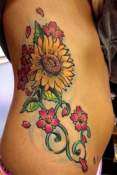 significati dei fiori tatuaggi tatuaggio girasole significato significato fiori