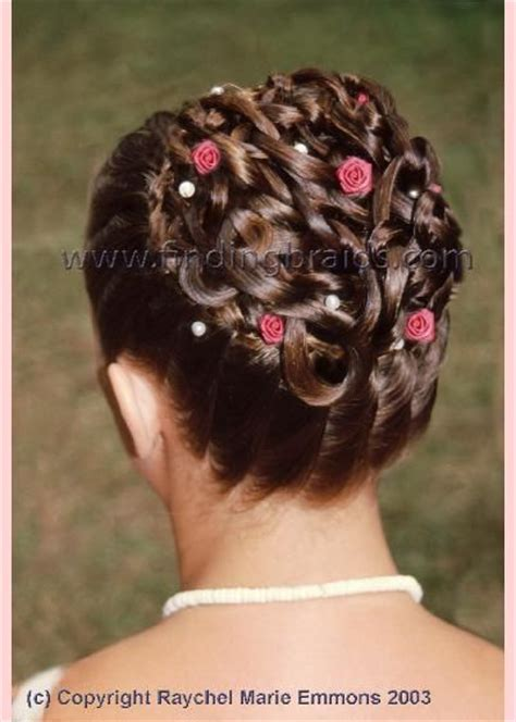 french braid bun on empire 17 best images about empire hair elaborate braids on