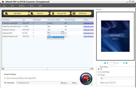 epub format to pdf convert xilisoft pdf to epub converter download