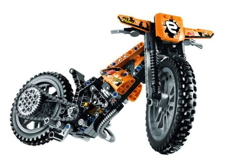 technic motocross bike image gallery technic 42007