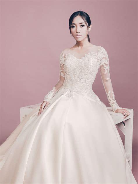 Gaun Pengantin Bridal Modern summer elegance weddingku