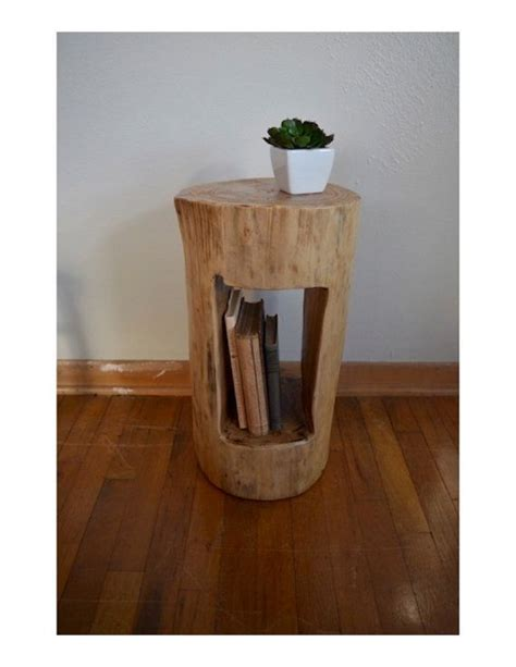 wood stump end table 25 best ideas about tree stump table on tree