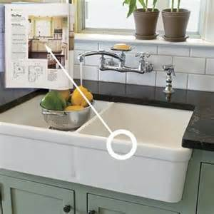 1000 ideas about apron front sink on kitchen