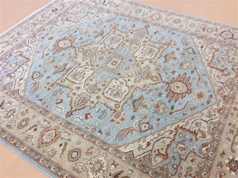8x10 blue area rugs blue area rugs 8x10 handmade moroccan pattern blue ivory