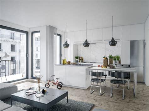 cocinas americanas con salon 1001 ideas de decoraci 243 n de cocina americana