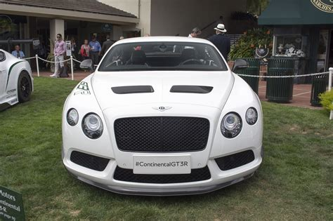 bentley gt3r convertible bentley continental gt3r monterey 2014 photo gallery