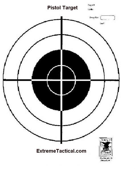 free printable tactical targets pin free pistol targets referencecom on pinterest