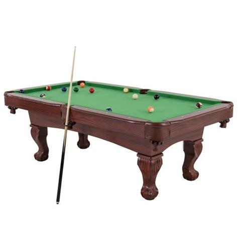 triumph santa fe 7 4 ft billiard table academy