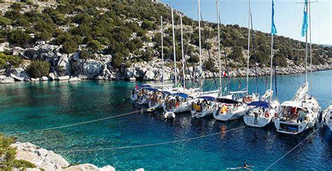 yacht charters in greece rent a sailing boat or a - Catamaran Flotilla Greece