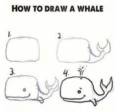 how to draw a doodle shark how to draw a whale search kindergarten