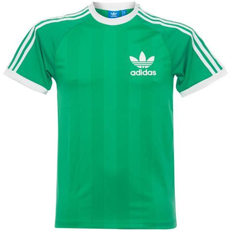Kaos Adidastshirtt Shirt Adidas adidas uk shop clfn green t shirt cf5308