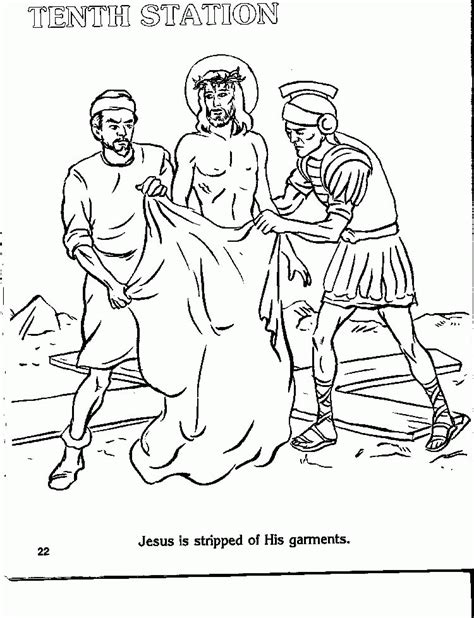 coloring book pages stations of the cross coloring page stations of the cross coloring home