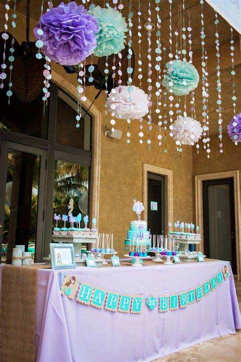 home decorating parties 22 cute low cost diy decorating ideas for baby shower