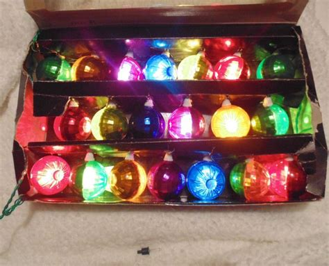 vintage xmas lights retro christmas tree lights pifco