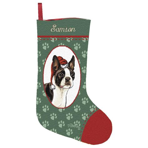 boston gifts personalized boston terrier 199950