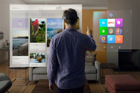 up with the hololens microsoft s most intriguing product in years the verge