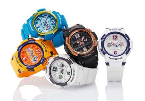 Jam Tangan Wanita Baby G Sporty model baru jam tangan baby g kini lebih sporty stylish