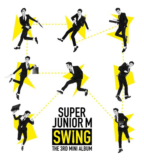 swing lyrics super junior swing 3rd mini album let s learn about super junior