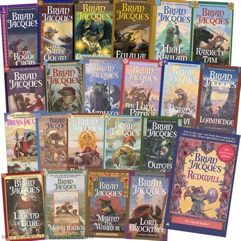 the market books redwall set mass market paperbacks exodus books