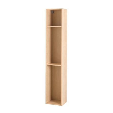 kitchen cabinet frames only akurum high cabinet frame birch effect 15x80x12 quot ikea