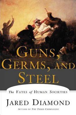 guns germs  steel jared diamond