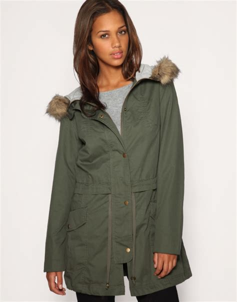 Fashion Jacket Parka fall 2010 fashion trends parka jacket