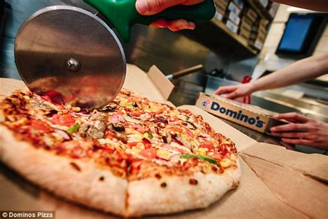 Domino Pizza Giant Bsd | domino s and the very weird truth about the pizza giant by