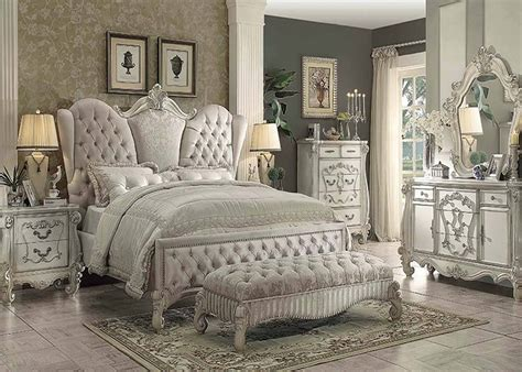 tufted bedroom sets tufted bedroom set a21130 antique recreations