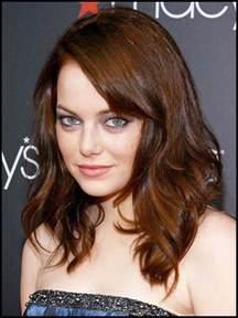 auburn hair color black brown hair colour with hair color highlighting