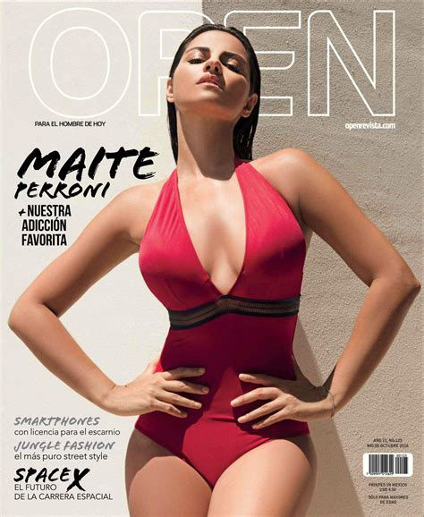 www maite perroni 2016 maite perroni open octubre 2016 elbloog