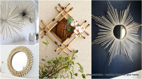 bamboo decorations home decor infuse an asian vibe with diy bamboo wall decor