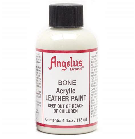 angelus paint buy buy angelus leather paint 4 oz bone