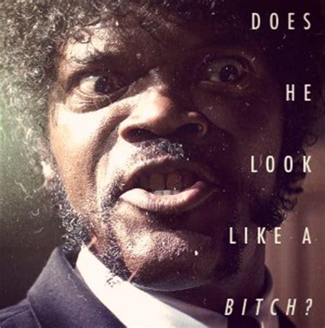 Samuel L Jackson Pulp Fiction Meme - samuel l jackson funny quotes quotesgram