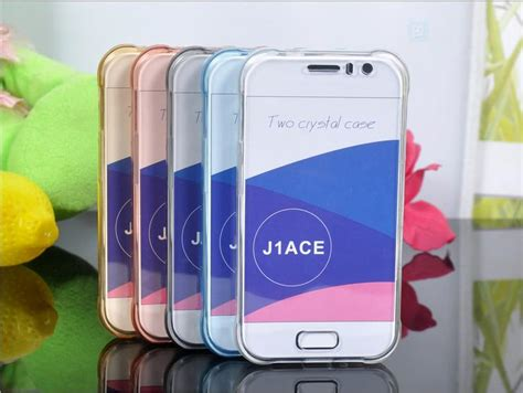 Samsung A5 2016 Clear Cover 360 Degree 360 degree front back cover soft tpu touch