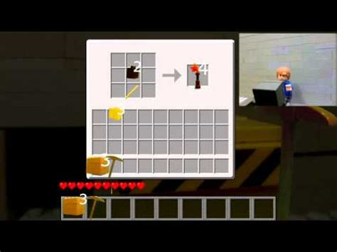 How To Make A Minecraft Person Out Of Paper - minecraft in lego person mode