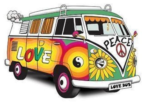 volkswagen hippie van clipart love bus hippie bus pinterest buses and love
