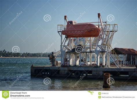 escape boat escape boat stock photography image 37464122