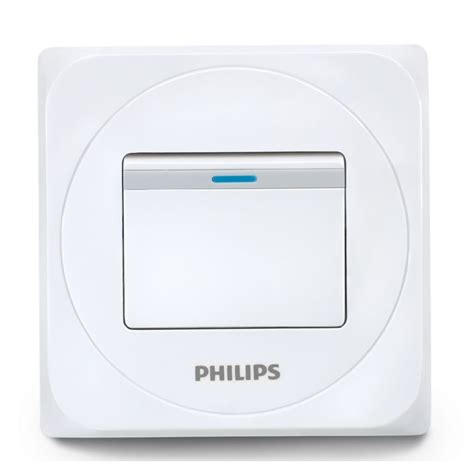 Saklar Philips 1 1 philips simply 1 1way switch elevenia