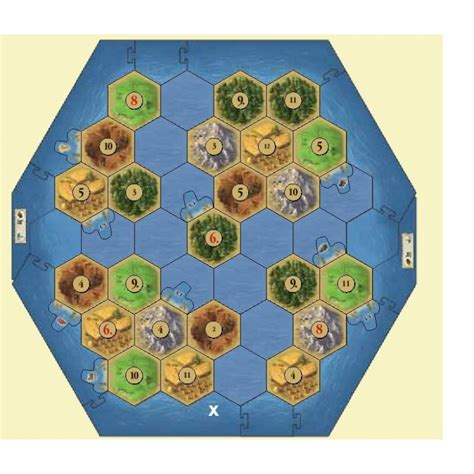 Catan Explorers And Expansion Board image gallery seafarers expansion