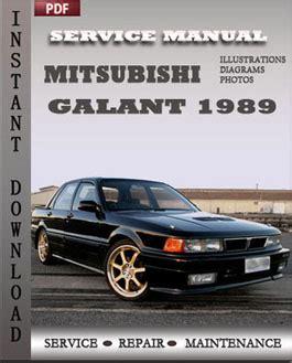 mitsubishi galant 1989 1990 1991 service manual repair7 mitsubishi galant 1989 service manual download repair service manual pdf