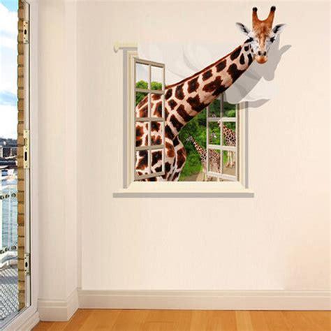 giraffe wallpaper for bedrooms myshop