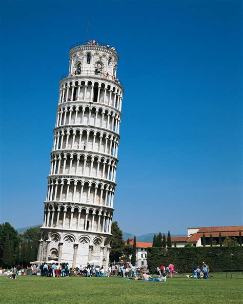 pisa italy the leaning tower of pisa historical facts and pictures