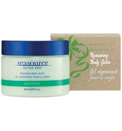 Arbonne Seasource Detox Spa 5 In 1 by Product Spotlight Seasource Gelee Aka The Product That