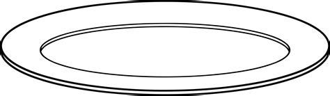 Jysk Dinner Plate Linje White 02 clipart white plate