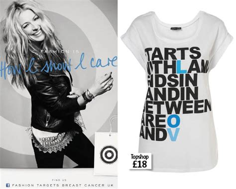 Fab Site Fashion Targets Breast Cancer by Fashion Targets Breast Cancer 2011 Launches Look