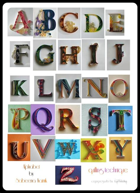 printable letters for quilling 1000 images about quilling letters on pinterest