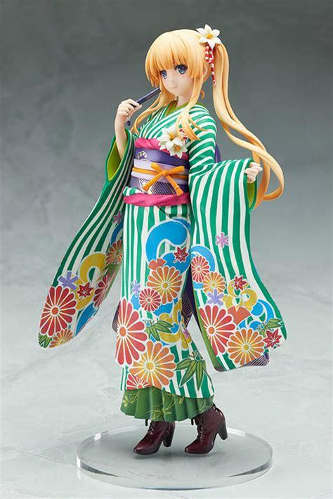 Fp Saenai Sawamura Eriri Kimono saenai heroine no sodatekata sawamura spencer eriri 1 8 kimono ver aniplex figures