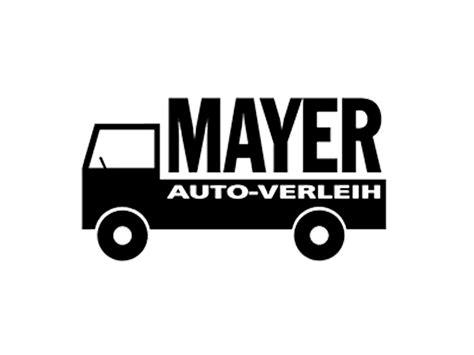 Auto Mayer by Mayer Auto Verleih Hohn Werbemittel