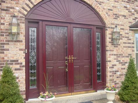 lowes fiberglass exterior doors exterior fiberglass doors lowes home improvement ideas